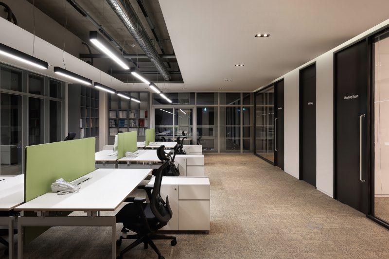 Eukor Office Interior Design 2016 Snowaide